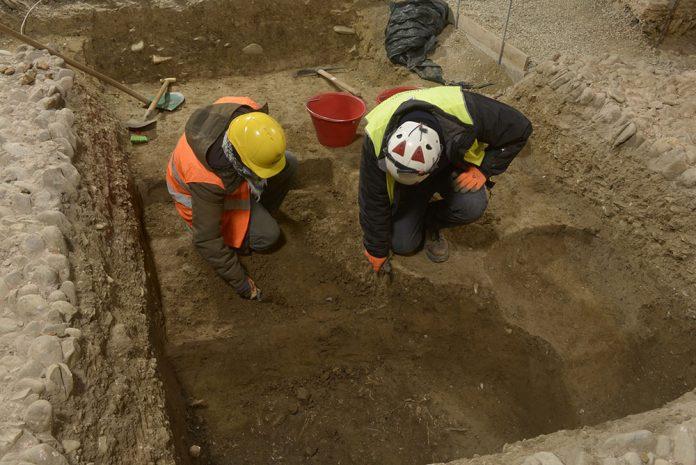 Imola scavi domus del rasoio