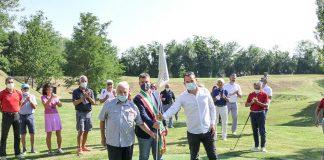 Inaugurazione buca 3 golf zolino imola