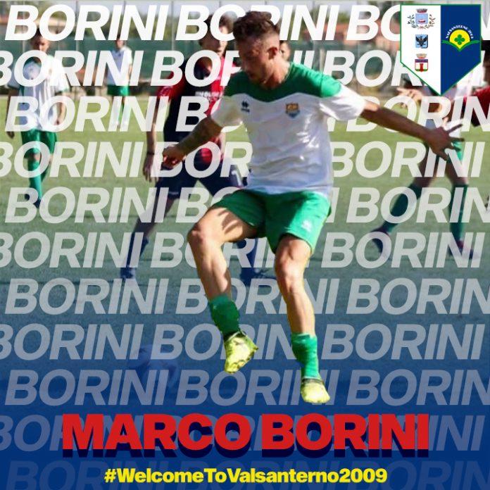 Marco Borini Valsanterno