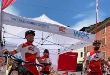 Team Raspini Bologna world e bike