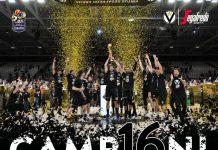 Virtus Bologna campioni italia 20 21