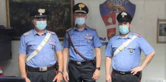 Alto Reno Terme carabinieri