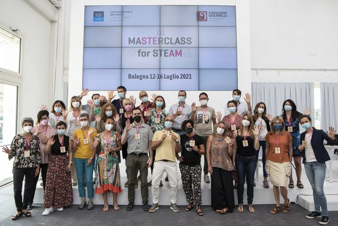 Bologna docenti Masterclass 2021