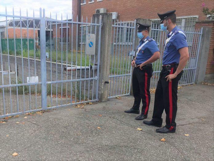 Carabinieri Budrio