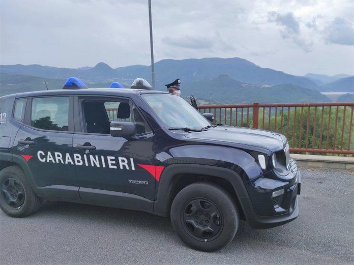 Carabinieri Castel di Casio