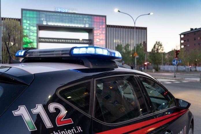 Carabinieri volante 112