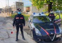 Casalecchio Reno Pattuglia Carabinieri