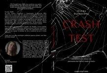 Copertina libro Crash Test