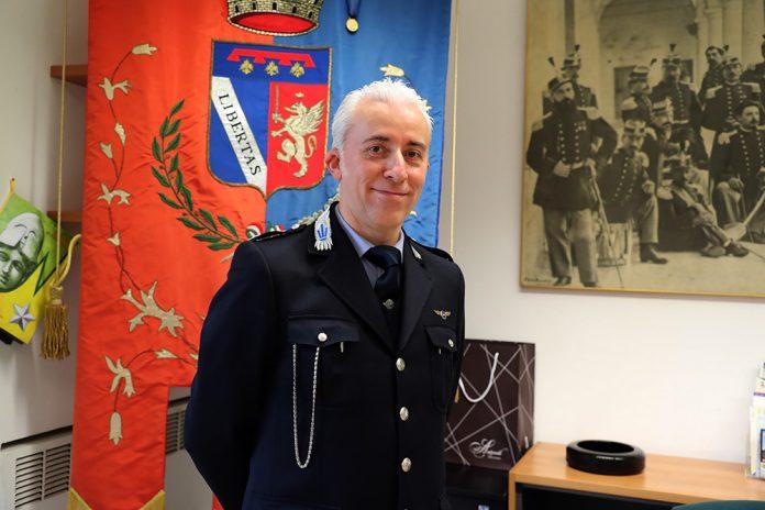 Daniele Brighi Comandante Polizia Locale Circondario Imolese