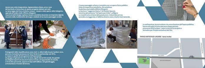 Parco artistico lineare Bologna