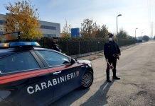 Pattuglia Carabinieri Borgo Panigale