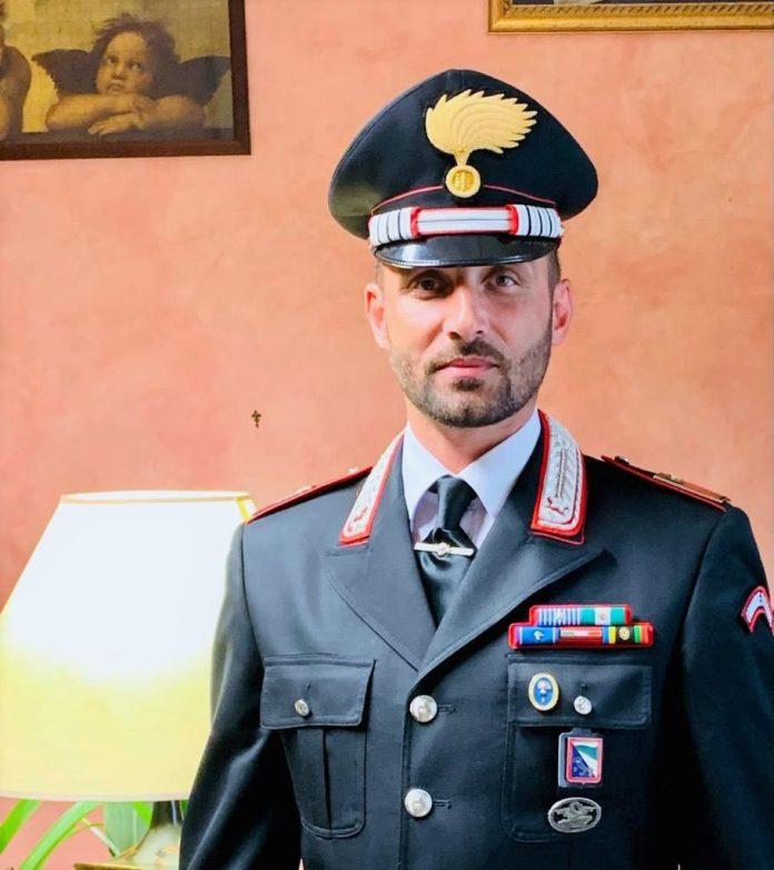 Pietro Di Gaetano comandante Bologna Corticella