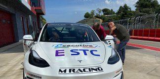 Tesla Autodromo Imola