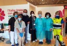 Hub vaccinale Artemide Castel San Pietro