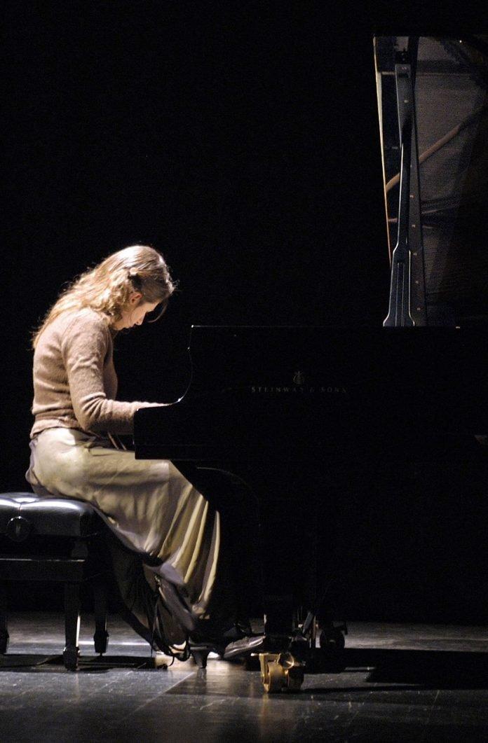 Anna Kravtchenko pianista