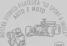 Annullo postale mostra auto Imola
