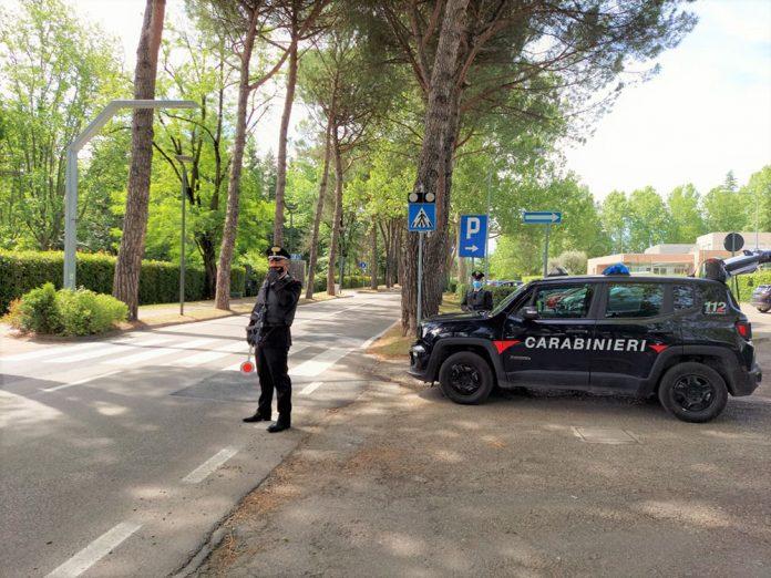 Carabinieri 112 Castel San Pietro