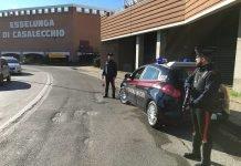 Carabinieri Esselunga Casalecchio Reno