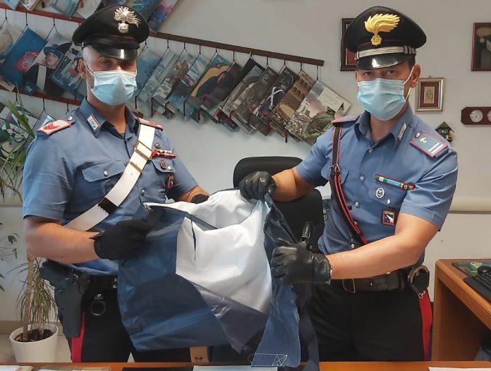 Carabinieri furto Tigotà Bologna