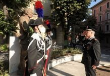 Cerimonia Bologna Salvo D'Acquisto