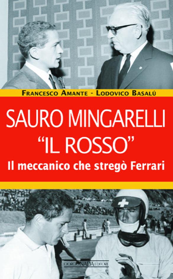 Copertina libro Sauro Mingarelli