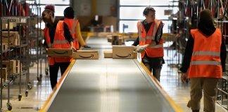 Dipendenti Amazon