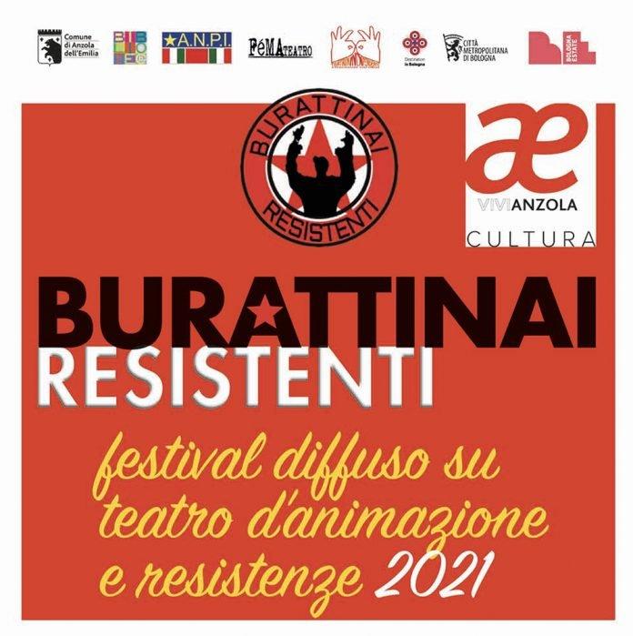 Festival burattinai Anzola