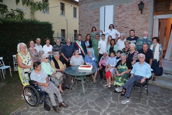 Imola centenaria Egista Morellini