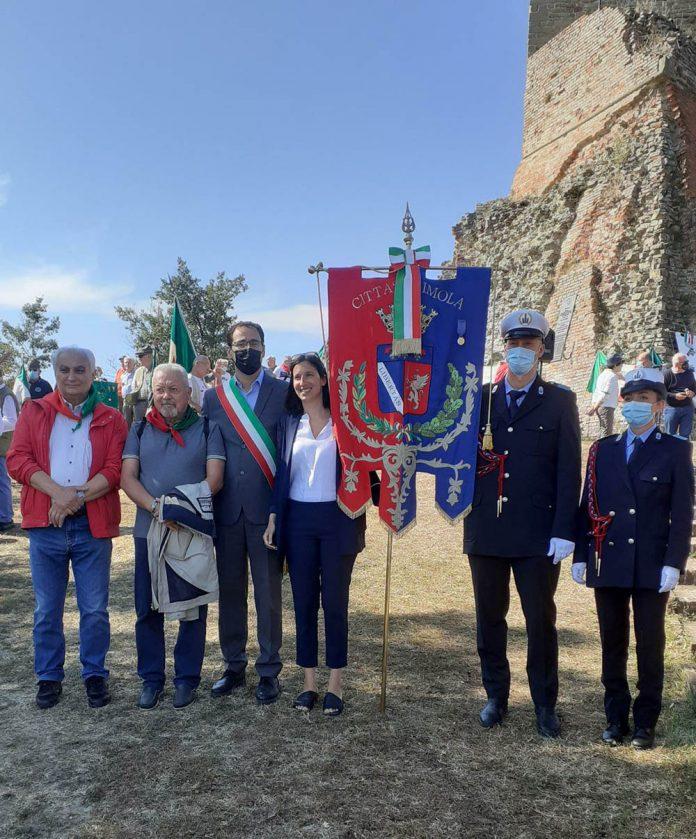 Imola commemorazione Monte Battaglia