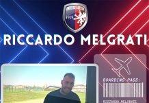 Riccardo Melgrati portiere Imolese