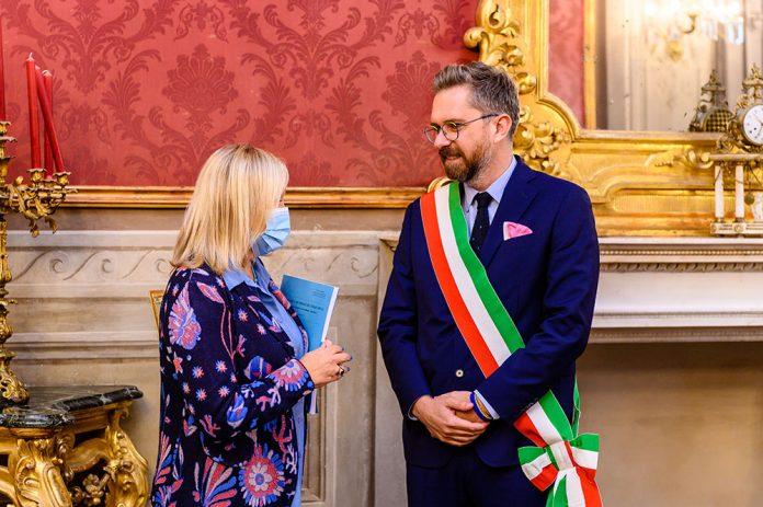 Bologna proclamazione sindaco Matteo Lepore 2021
