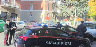 Carabinieri volante San Ruffillo Bologna