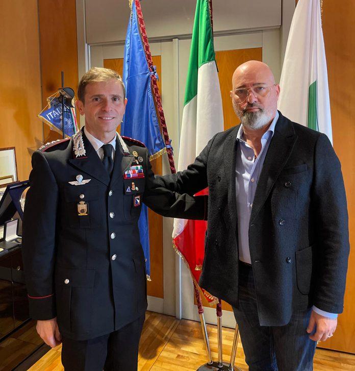 Incontro Santovito Bonaccini ottobre2021