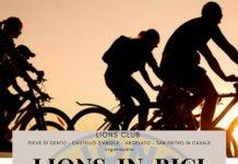 Locandina biciclettata Pieve di Cento