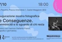 Mostra Le Conseguenze Castel Maggiore