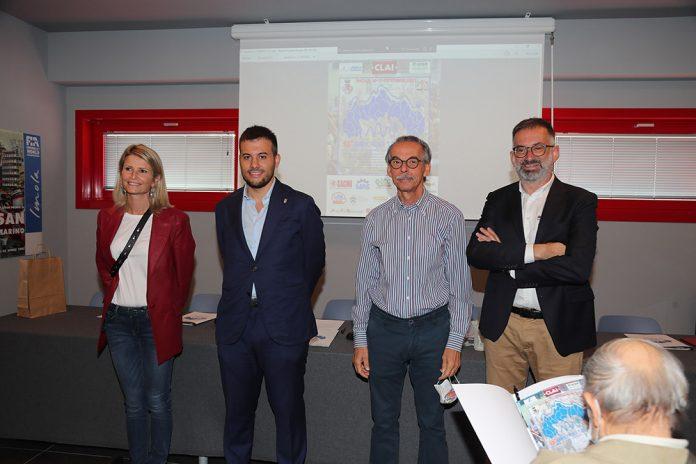 Presentazione Giro dei Tre Monti Imola 2021